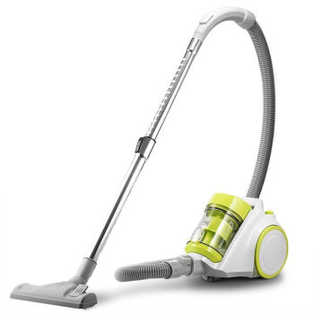 Household High Power Mute Vacuum Cleaner Multiple Filtration Suction Machine Floor Carpet Cleaner Sweeper 1000W Green electric handheld vacuum cleaner home hand hold carpet floor mute big suction horizontal high power