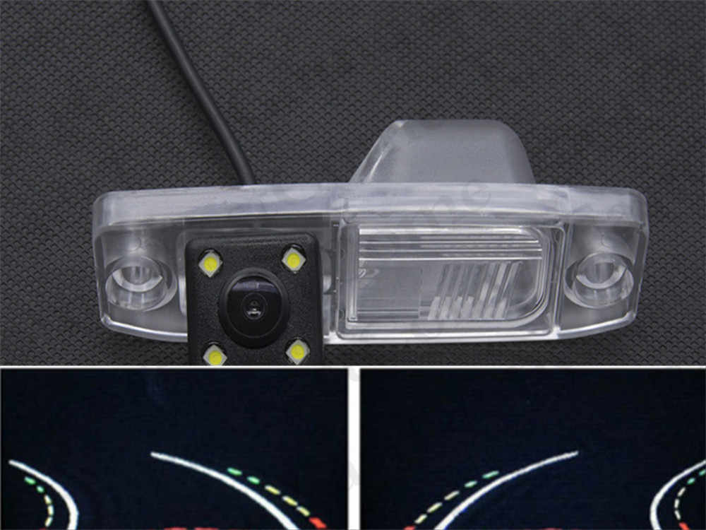 防水 CCD ダイナミック軌道トラック車のリアビューカメラ起亜ボレゴソレント Opirus で Carens で車のバックアップカメラ