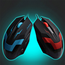 Reliable Optical mouse gamer 3D 1600DPI Wired Optical Gaming Mouse Mice For Laptop PC Desktop