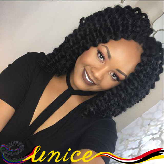 Hair Products 5pcs Havana Mambo Twist Crochet Braid Hair Short Braids ...