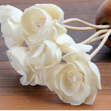 Сушеные цветы ароматерапия Сола цветок ароматерапия тростник натуральные растения сушеные цветы чистые натуральные материалы