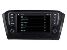 OTOJETA Car dvd player for VW B8 DVR/3G/WIFI/TPMS/GPS/navi/RADIO BLUETOOTH MAP CAMERA popular selling tape recorder