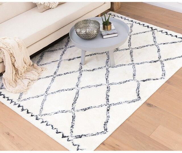 Aliexpress Com Acheter Collalily Nordique Maroc Style Kilim Tapis