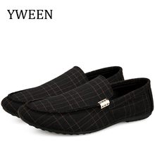 YWEEN Slip On Men Loafers Mocassin 2019 Spring Wholesale Fashion Shoes Mens Flats Male Footwear Big Size 37-45