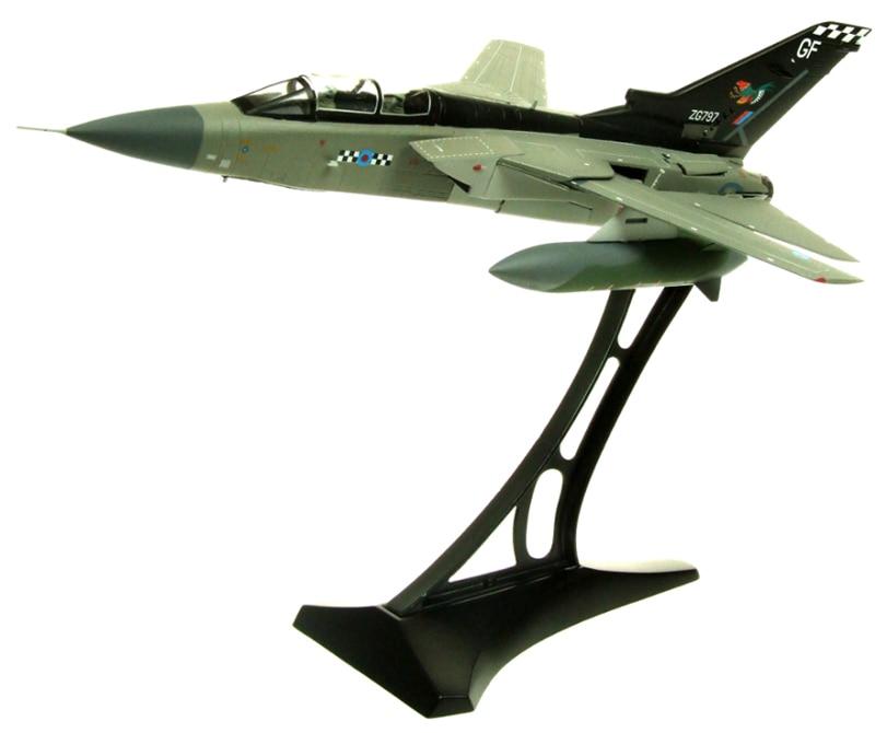Fine rare AV72 1/72 British Air Force The wind F3 fighter / interceptor ZG797 AV7251002 Alloy aircraft model Collection model