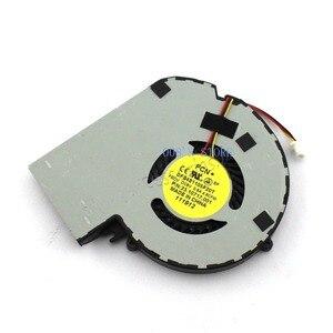 Новый охлаждающий вентилятор для ноутбука Dell Inspiron 15z 5523 от FORCECON DFS481105F20T DC 5V 0.5A DP/N 23.10717.001