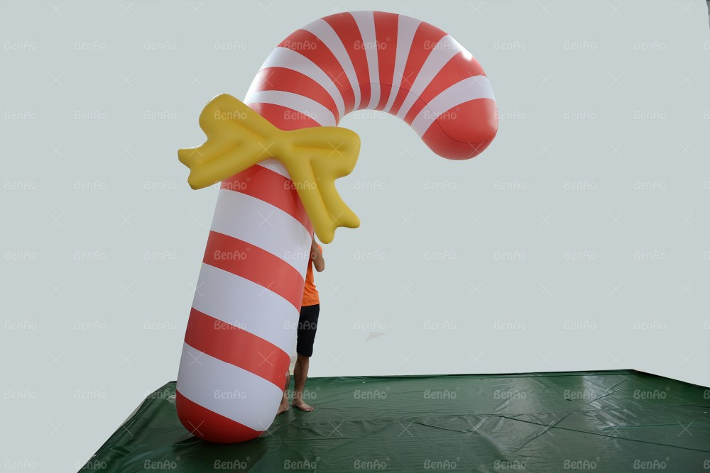 inflatable christmas candy (2)