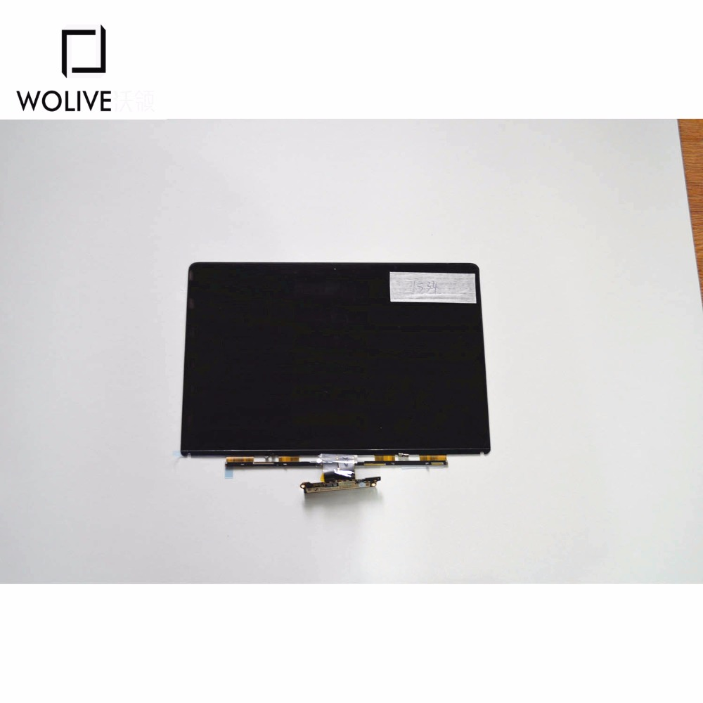 Brand New 100% working LCD Screen only For Macbook Retina 12'' A1534 2015 2016 LSN120DL01-A image