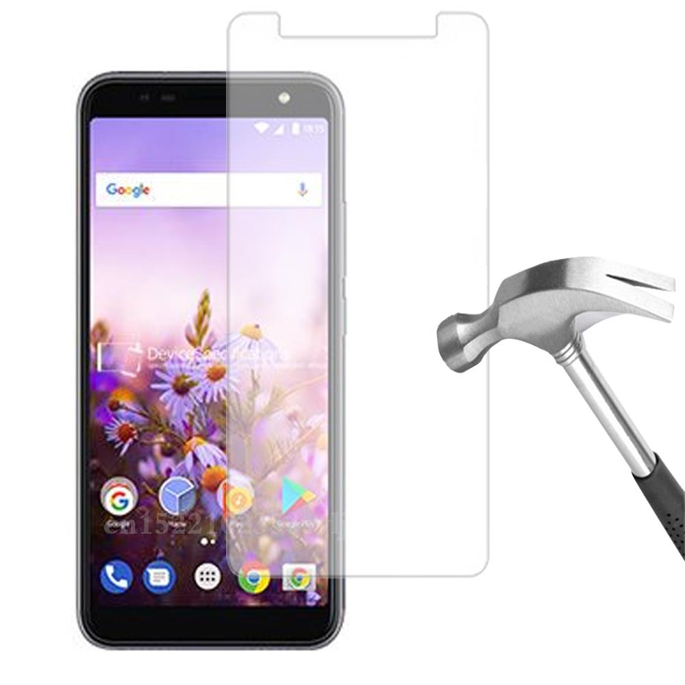 Smartphone 9H Tempered Glass for BQ BQ-5702 Spring GLASS Explosion-proof Protective Film Screen Protector cover phone