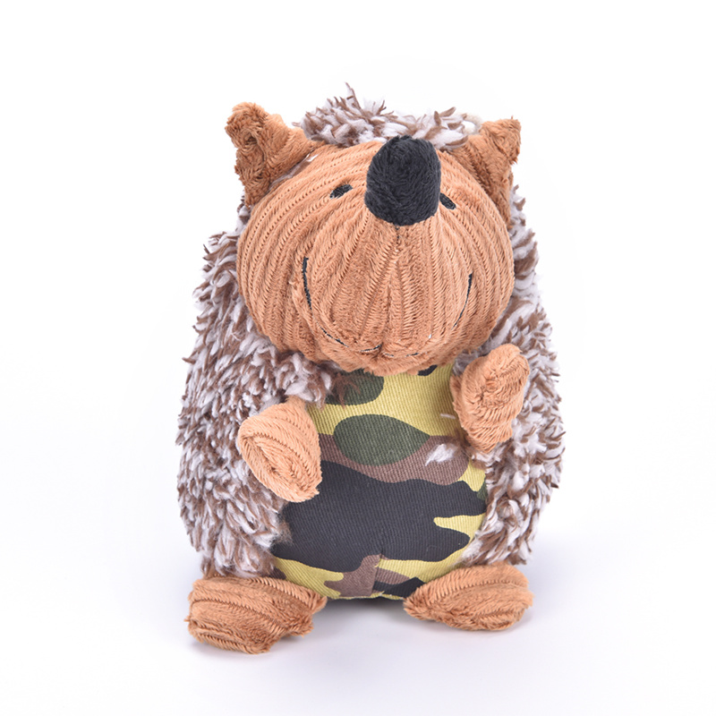 1pc Pet Dog Plastic Plush Puppy Squeaker Toys Interactive Chew Sound Toys Dog Toys