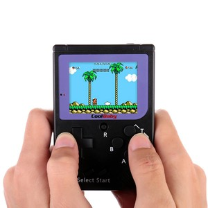 Image 4 - TV Output Video Game Console Built in 129 Classic No Repeat Games Retro Mini Pocket Handheld Game Player Best Kids Gift