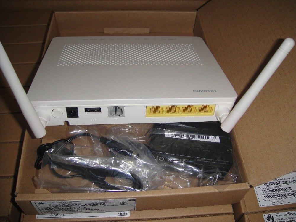 New and original HW HG8546M 1GE 3FE LAN sports with wifi GPON ONU wireless terminal in