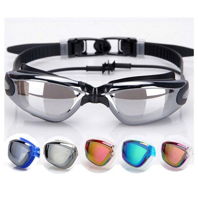 swim goggles with earplugs,    swimhat 3