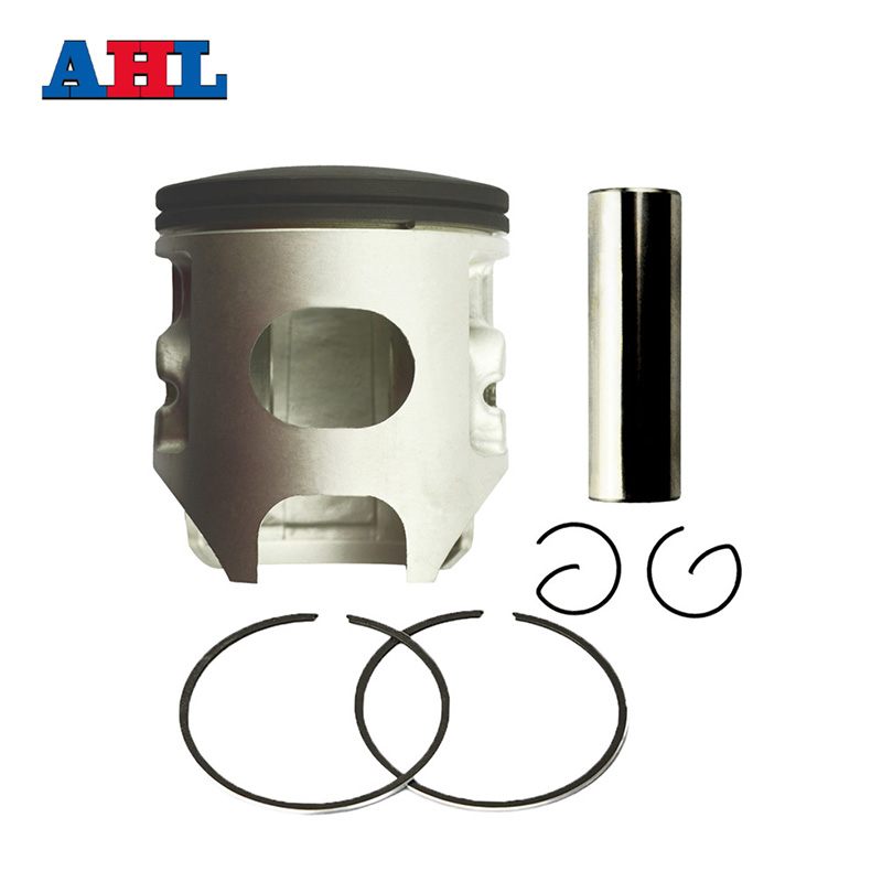 Motorcycle Engine parts STD Cylinder Bore Size 66.4mm Pistons & Rings Kit For YAMAHA YZ250 YZ 250 1999-2015 motorcycle engine parts std 25 50 cylinder bore size 64 64 5 mm pistons