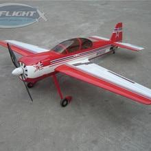 SUKOI 29 72 дюймов электрический RC модель самолета фиксированное крыло Balsa деревянный самолет