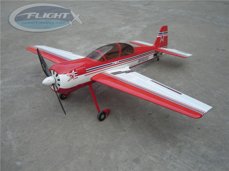 SUKOI 29 72inch Electric RC Airplane Model Fixed Wing Balsa Wood Aircraft все цены