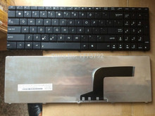Сша замена клавиатуры ноутбука для asus k53 k53e x52 x52f x52j X52JR X55 X55A X55C X55U К73 K73B K73E K73S X61 NJ2