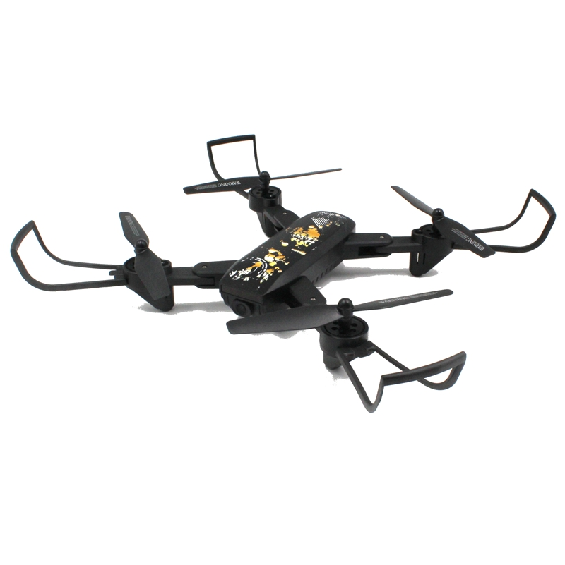 Rc Drone With Camera Wide Angle 720p Wifi Selfie Drone Fpv Quadcopter Rc Helicopter Foldable Dron Remote Control Toys For Kids
