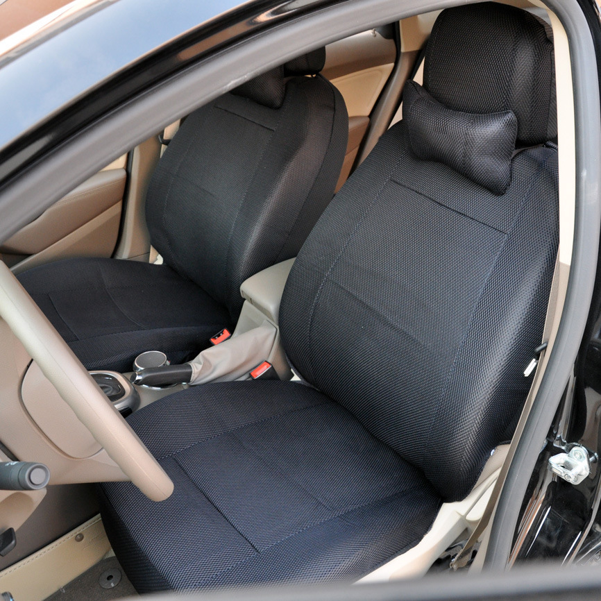 (2 Driver Seats) Universal Car Seat Covers For BMW E30 E34