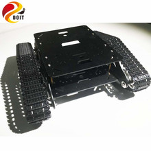 Smart Tracked Chassis Metal