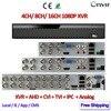 AHD H CCTV DVR 8CH ONVIF Ip Camera Recorder H 264 P2P AHD DVR For AHD