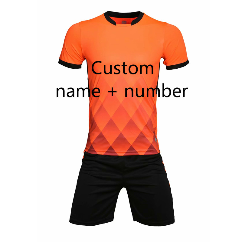 f55cb74fb2e Dropwow Professional Custom Adult Soccer Uniform for Boys Set ...