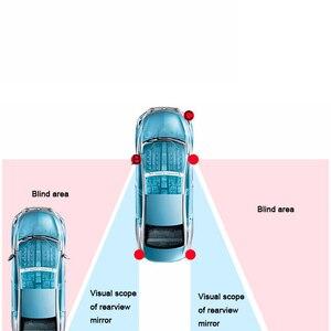 Image 2 - Sistema de detecção de radar, mais novo sistema de detecção de ponto cego, bsd, bsa, bsm, microondas, assistente de monitoramento de ponto cego, carro, dirigir