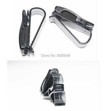 Car Glasses Holder Auto Vehicle Visor Sunglass FOR peugeot 308 kia rio 4 toyota corolla