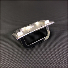 76*55mm Boat Accessories High Quality 316 Stainless Steel Marine Ring Handle Cover Flush Hatch Locker Cabinet Pull Lift