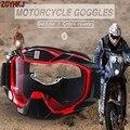 Nueva motocicleta gafas protectoras deportes al aire libre a prueba de viento gafas de esquí snowboard gafas motocross moto cross