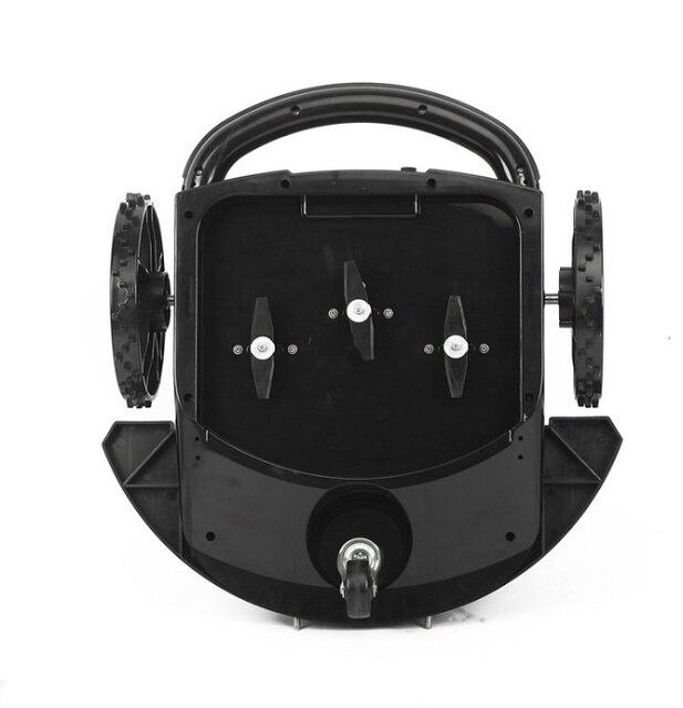 Seulement expédition vers la russie et le Kazakhstan Robot tondeuse à gazon coupe-herbe avec couverture de pluie, appareils ménagers de bonne qualité