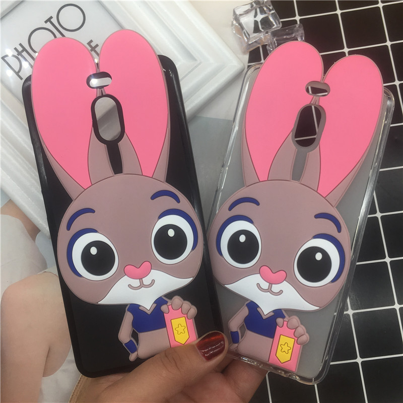 Phone Case for Doogee Shoot 1 Case for Doogee Shoot 1 Cover Cartoon Soft Silicone Cover for Doogee Shoot 1 Case