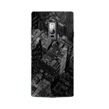 Case with City's Sceneries for OnePlus