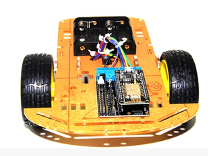 Image 1 - Suq ESP8266 واي فاي ذكي لاسلكي للتحكم عن بعد سيارة مجانية كود المصدر NodeMCU لوا 2 wd ESP