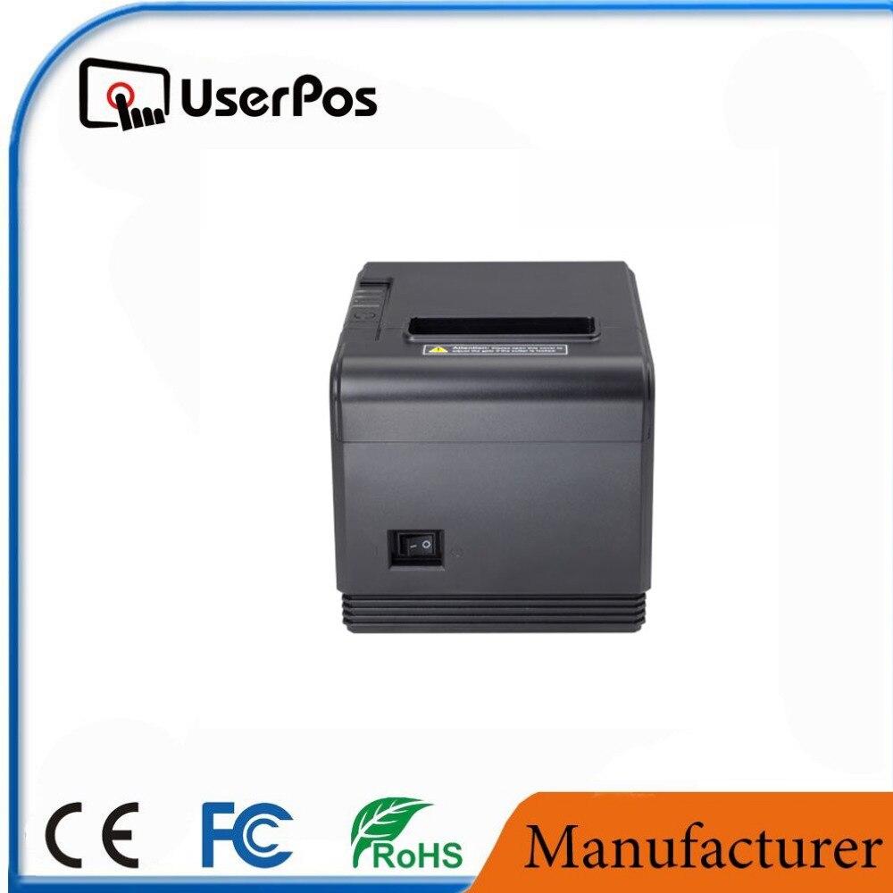 80mm imprimante thermique conducteur étiquette imprimante laser imprimante réception