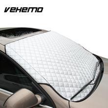 Car SUV Front Window Windshield Sunshade Snow Cover Sun Reflective Shade Visor