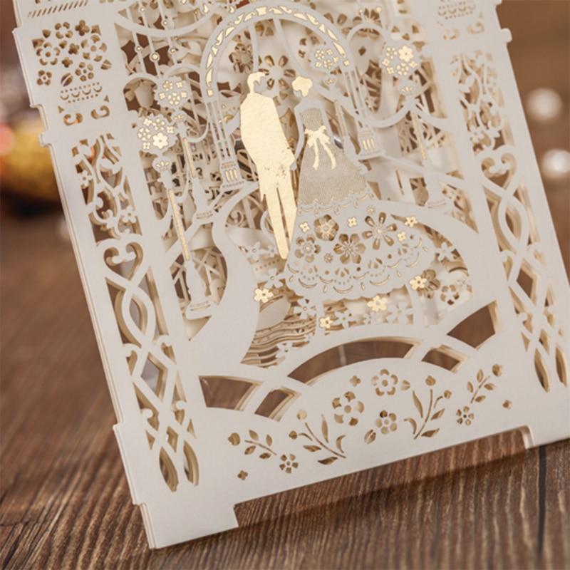 1 Set Fashion 3D Design Bird Butterfly Cartoon Laser Cut Wedding ...