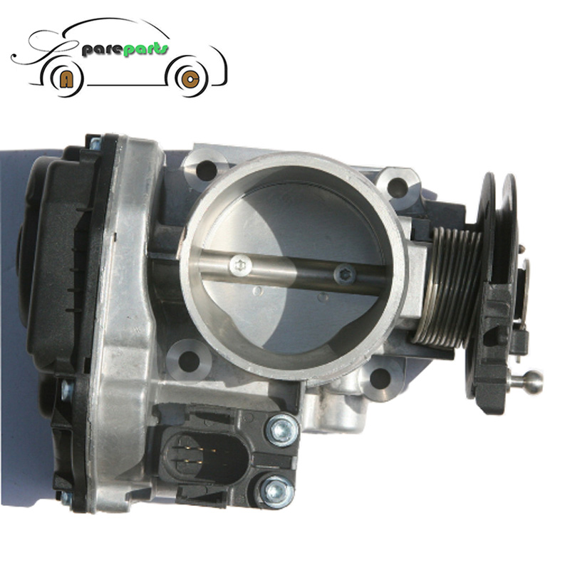 058133063Q New High Quality Throttle Body Assembly For Audi A4 A6 V W Passat OEM 058 133 063Q 058 133 063Q in Throttle Body from Automobiles Motorcycles