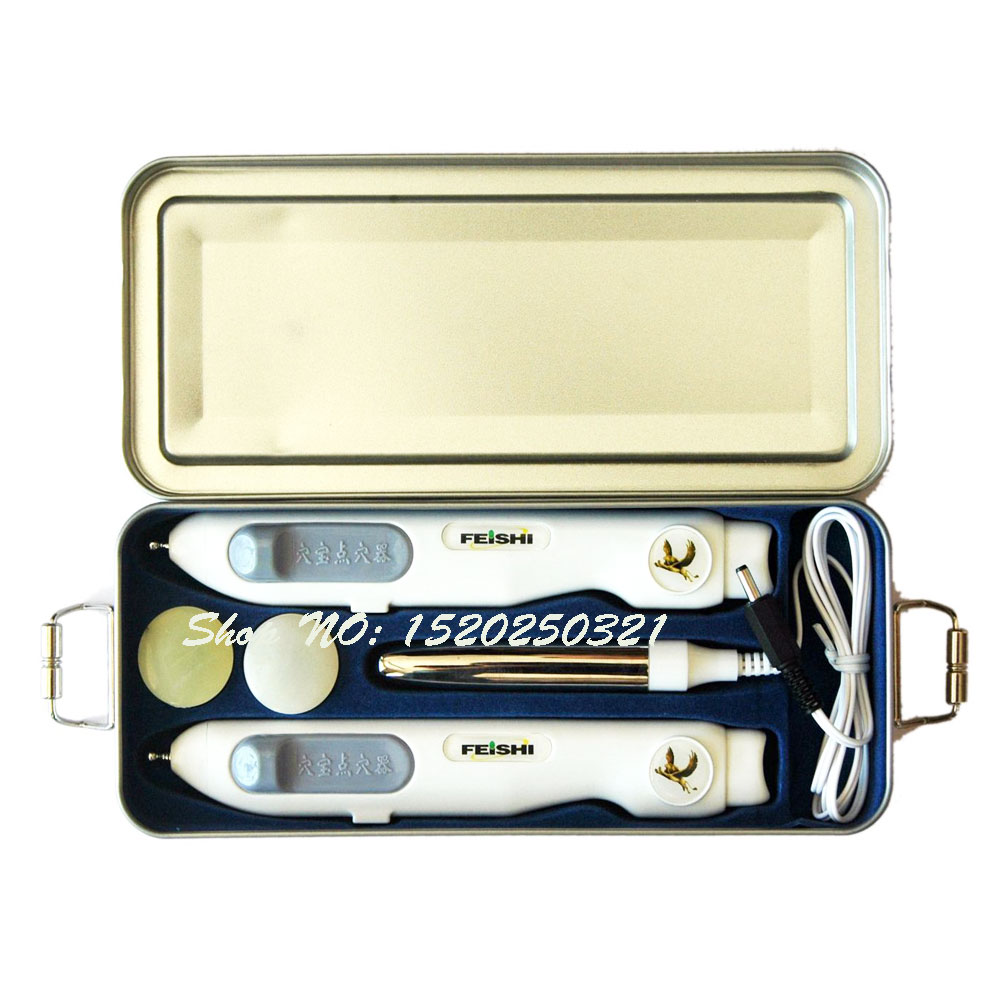 Original Acupoint Treasure Health Care Acupuncture Apparatus Magnet Therapy instrument Heal Massage Meridian Energy Pen massage