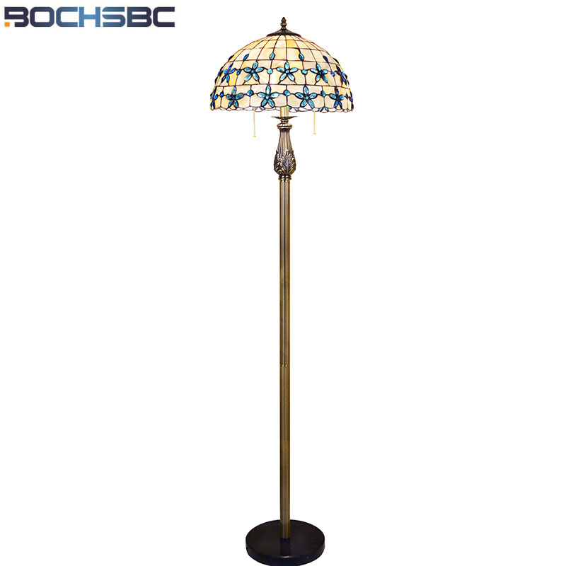 18ca22 Buy Lamp Shades For Floor Lamps Blue And Get Free Shipping