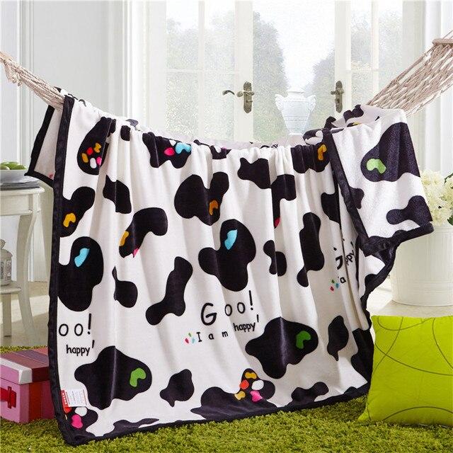 Historieta Linda vacas patrón 14 diferentes colores sofá/aviones ...