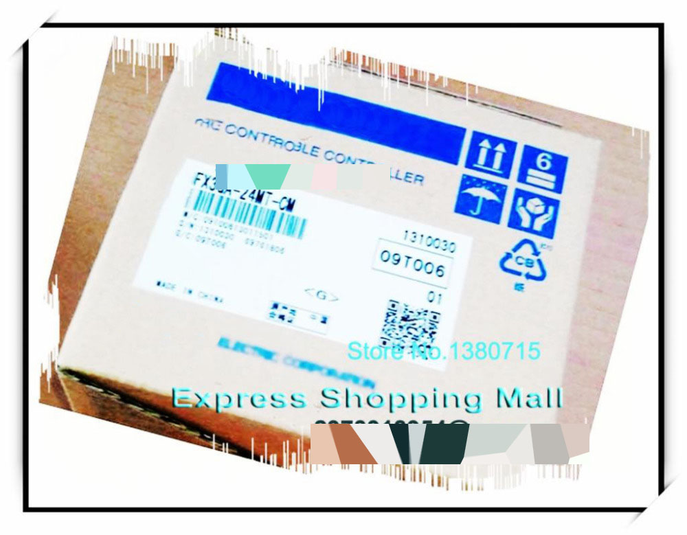 все цены на New Original FX3GA-24MT-PLC Main Unit DI 14 DO 10 Transistor 24V DC онлайн