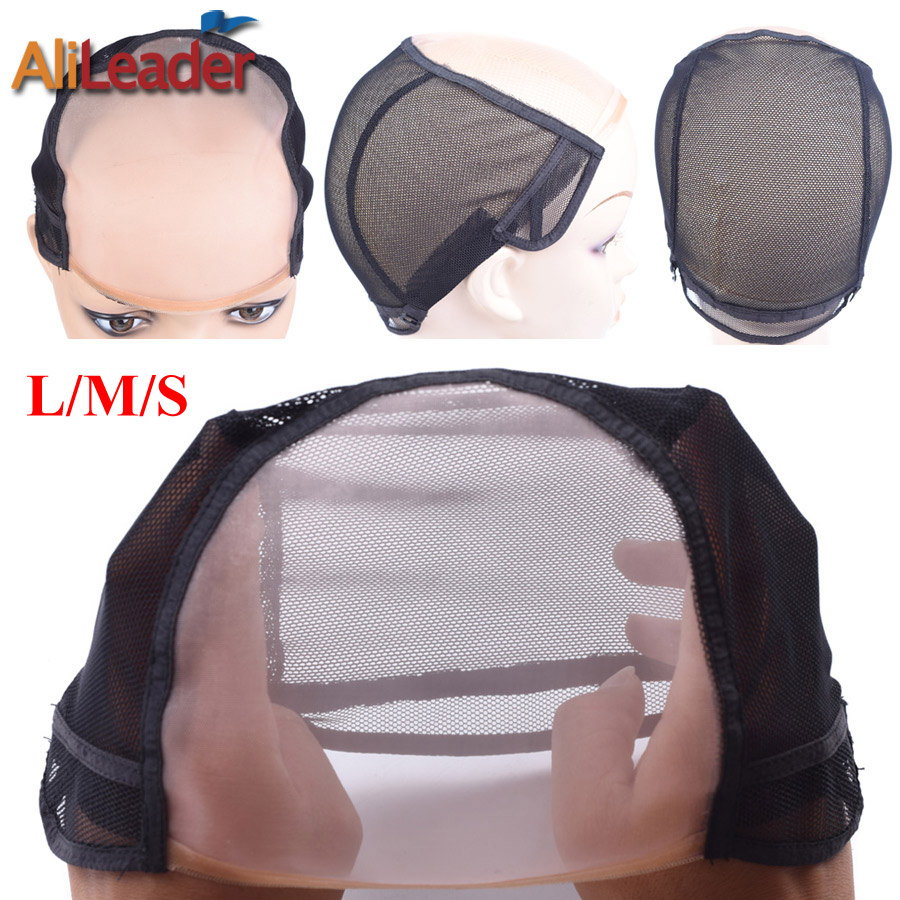 Tools & Accessories Alileader Popular Mono Wig Caps For Making Wigs Wig Accessories Tools For Women Invisible Hair Nets Good Quality Netss/m/l Size Harmonious Colors Hairnets