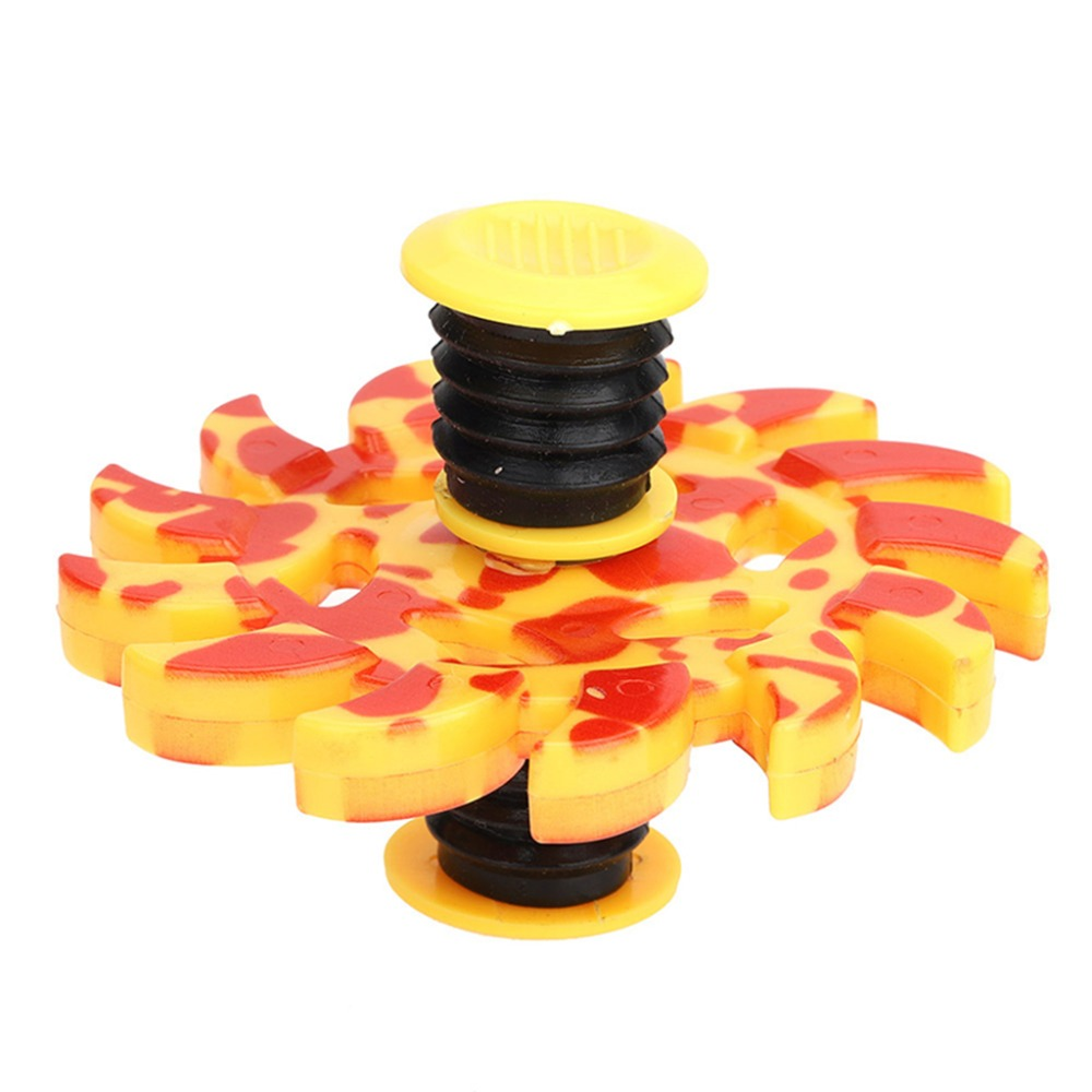 New Arrival Stress Relief Toy Fidget Spinners Metal Spring Antistress Funny Hand Spinner Kid's Favorite Gift/Finger Spring Toy