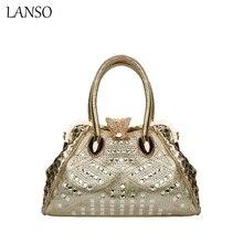 Neue 2016 Party Fashion Klassische Schmetterling Schnalle Diamant Top-Griff Tasche Handtaschen Europäischen und Amerikanischen Shell Luxus Clutch