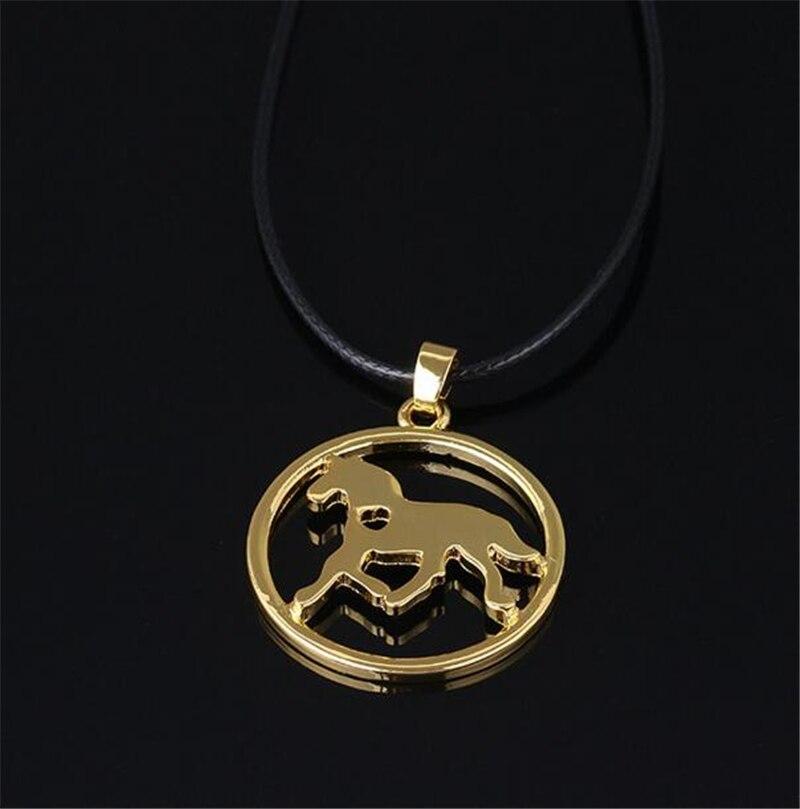RONGQING 10 Pcs/lot Creative Boxer Dog Pendant Choker Necklace Women Cute Gift for Pet Lover