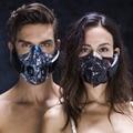 Alta Calidad Estéreo Inalámbrico Auriculares Bluetooth Deportes Auriculares De Conducción Ósea facial máscara bluethooth Auricular con Micrófono 4.0
