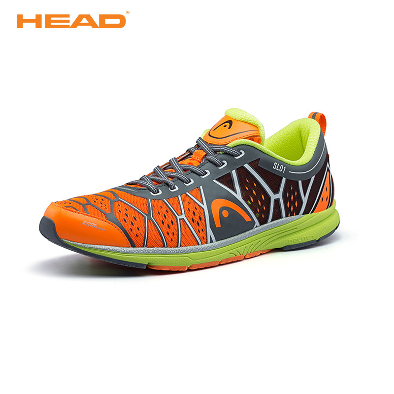 real HEAD running shoes sneakers sport super light sneaker 2016 male athletic outdoor breathable lifestyle mesh (air mesh)  Men apple brand men breathable air mesh running shoes weaving outdoor athletic zapatillas sport jogging sneakers walking shoes