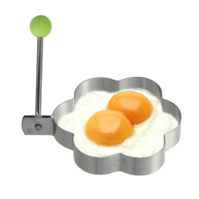 1pc Stainless Steel Pancake Mold Fried Egg Shaper Egg Mold