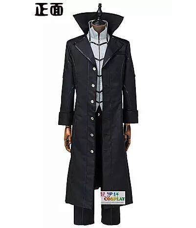 Persona 5 Joker Anime Cosplay Costume